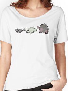Geodude Graveler Golem Women's Relaxed Fit T-Shirt