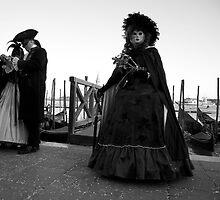 Carnevale di Venezia IX by Louise Fahy