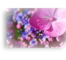 Bouquet Of Nature.... Canvas Print