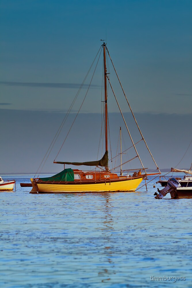 At Anchor by timmburgess