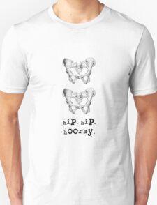 Hip Hip Hooray Unisex T-Shirt