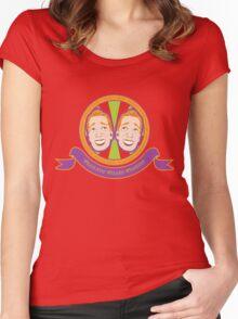 Weasleys' Wizard Wheezes Women's Fitted Scoop T-Shirt