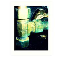 03-11-11:  Waiting for Sam Art Print