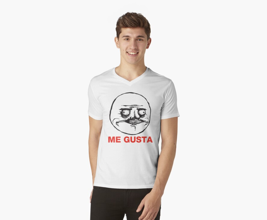 Me Gusta by kriodd