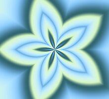 String Art Flower in MWY 01 by charmarose