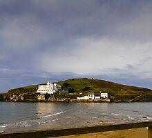 Dawn Light at Burgh Island. by DonDavisUK