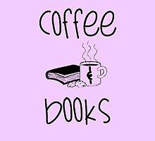 Coffee & Books by Carol Oliveira