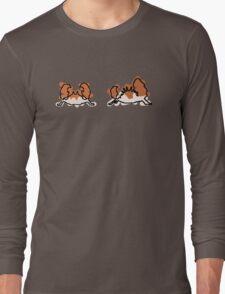 Krabby Kingler Long Sleeve T-Shirt