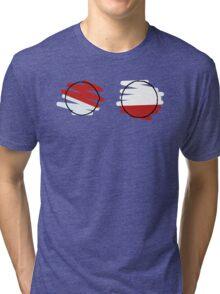 Voltorb Electrode Tri-blend T-Shirt