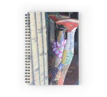 An Odd Welcome Spiral Notebook