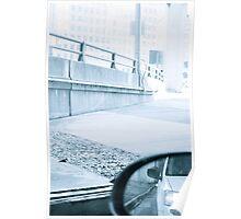 Downtown Toronto - The Concrete Jungle Poster
