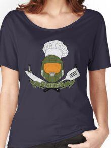 Masterchef Crest Women's Relaxed Fit T-Shirt