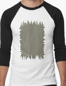 Tight Weave in CMR 03 Men's Baseball ¾ T-Shirt