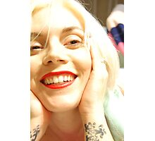Angel's Smile Photographic Print