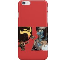 Scorpion and Sub Zero in ProMarker iPhone Case/Skin