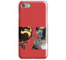 Scorpion and Sub Zero in ProMarker iPhone Case/Skin