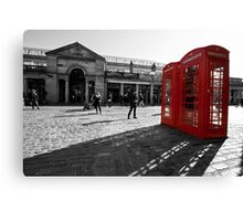 The Red Box Canvas Print