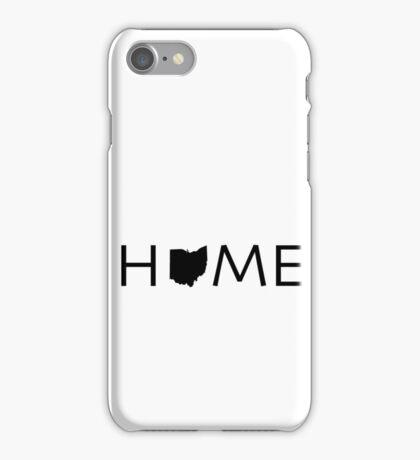OHIO HOME iPhone Case/Skin