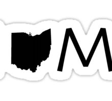 OHIO HOME Sticker