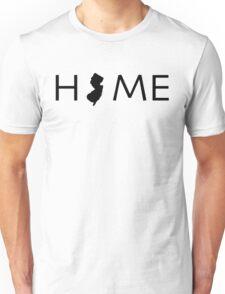 NEW JERSEY HOME Unisex T-Shirt