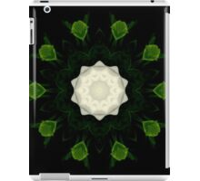 White Lotus iPad Case/Skin