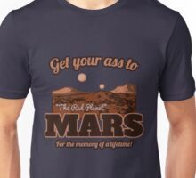 Get Your Ass to Mars version 2 Unisex T-Shirt