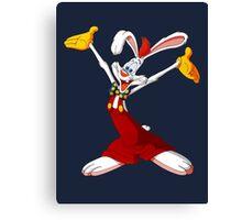 Roger Rabbit Canvas Print