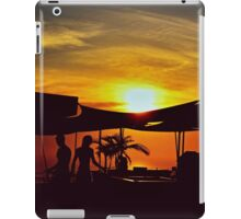 The Pool Sharks- California  iPad Case/Skin