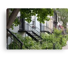 Rue Fort Canvas Print