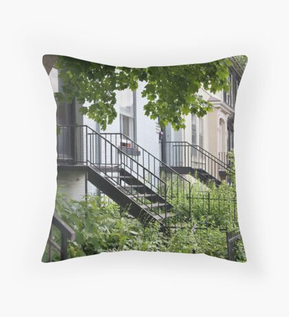 Rue Fort Throw Pillow