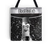 EraserBeakerHead Tote Bag
