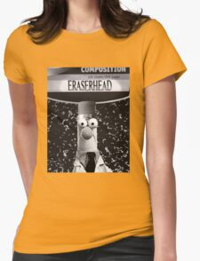 EraserBeakerHead Womens T-Shirt