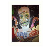 gazer Art Print
