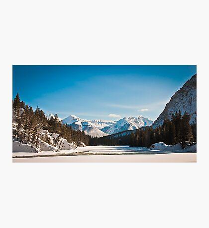 Bow Falls Photographic Print