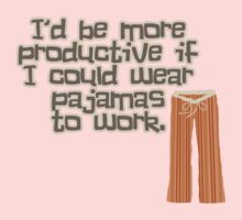 Pajamas are Awesome! Kids Clothes