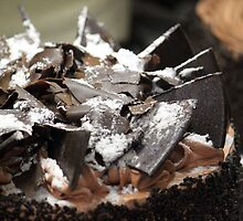 Chocolate Cake by Chris Richards