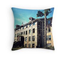 St. Marys of the Ozarks Throw Pillow