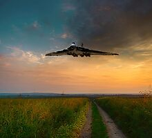 Vulcan Daylight by J Biggadike