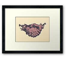 Friends Forever Framed Print