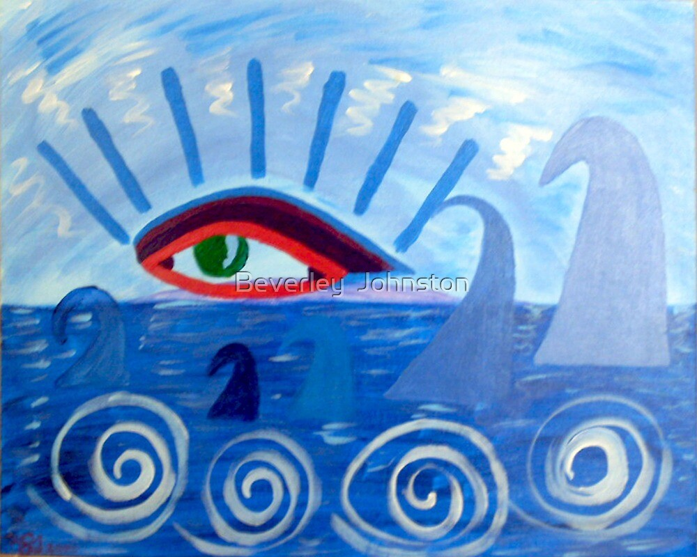 Keeping An Eye On The World by Beverley  Johnston