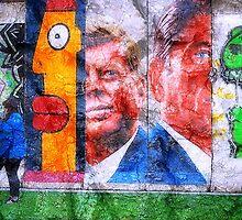 Concrete Wall Graffiti by saseoche