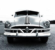 Classic Pontiac by Chris Richards