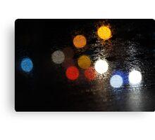 Night Light Canvas Print