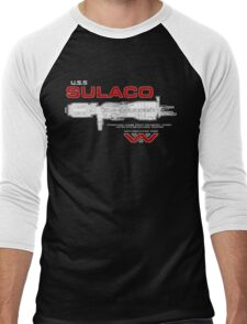 U.S.S. Sulaco - Aliens Men's Baseball ¾ T-Shirt