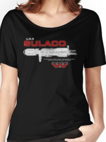 U.S.S. Sulaco - Aliens Women's Relaxed Fit T-Shirt