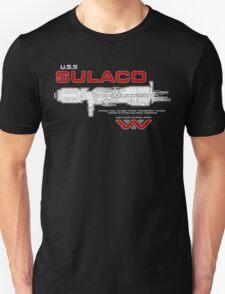 U.S.S. Sulaco - Aliens Unisex T-Shirt