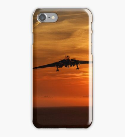 Vulcan Return To Base iPhone Case/Skin