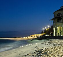 Tea Rooms ~ Cottesloe Beach  by Pene Stevens