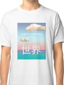Kaomoji Worlds design Classic T-Shirt