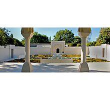 Hamilton City Gardens, New Zealand - Indian Char Bagh Garden Photographic Print